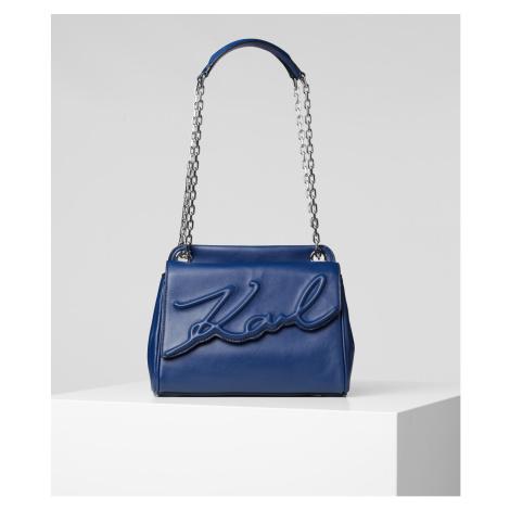 Hand Bag Karl Lagerfeld K/Signature Soft Md Sb