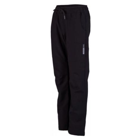 Lewro RIKU černá - Dětské outdoorové kalhoty