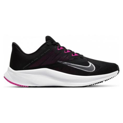 Dámské běžecké boty Nike Quest 3 Černá / Růžová