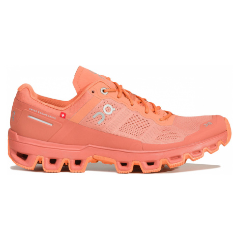Běžecké boty On Running CLOUDVENTURE WOMAN oranžová