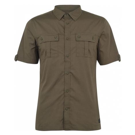 Pánská košile s krátkým rukávem Firetrap