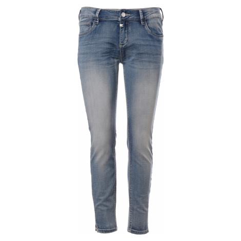 7/8 jeans kalhoty Timezone Tight AleenaTZ dámské modré