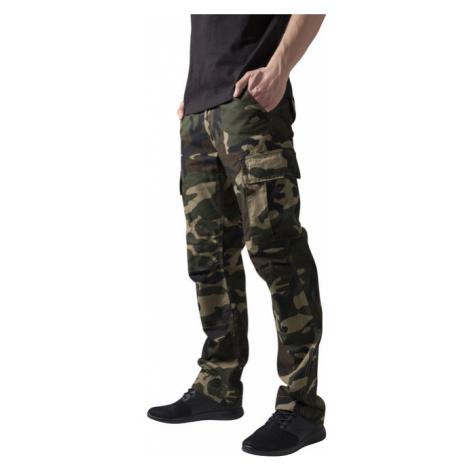 Urban Classics Camouflage Cargo Pants wood camo