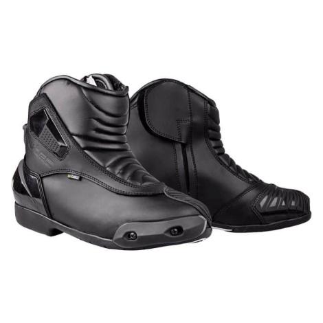 Moto boty W-TEC TergaCE Barva černá