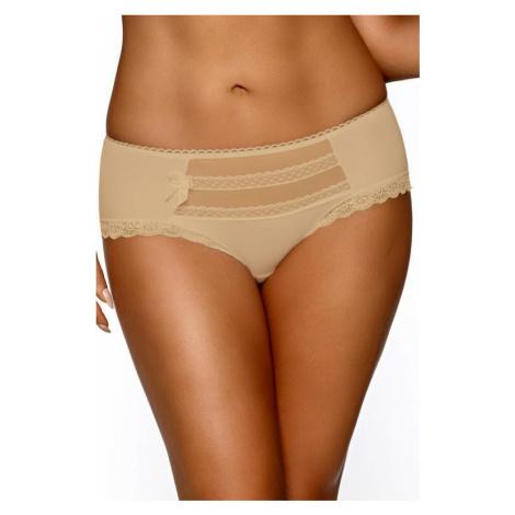 Dámské kalhotky AVA 995 Caltha tělové | béžová Avalingerie
