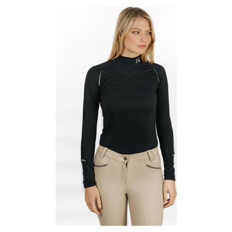Sportovní triko Base Layer Horseware, dámské, černé