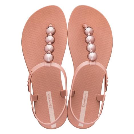 Ipanema pudrové sandály Class Glam II Light Pink/Rose