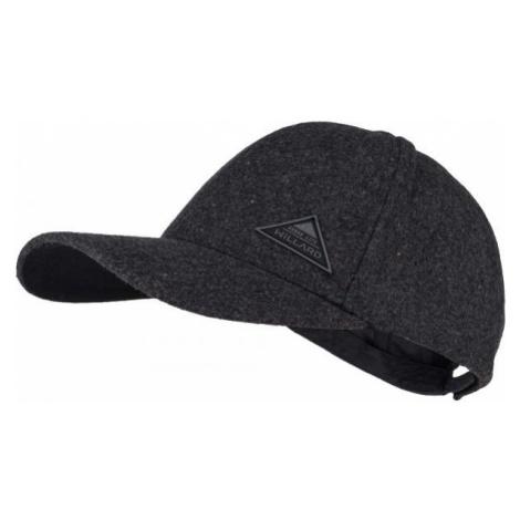 Willard AZI tmavě šedá - Pánská čepice s kšiltem