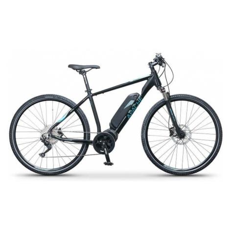 """Elektrokolo krosové Apache Matto Comp černá, 19"""" Apache Bicycles"""