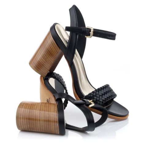 Sandále La Martina Woman Sandal - Černá