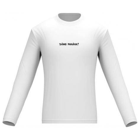 Pánské tričko dlouhý rukáv Dáme panáka