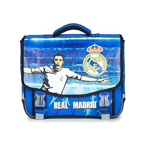 Back To School REAL MADRID CARTABLE 41CM Modrá