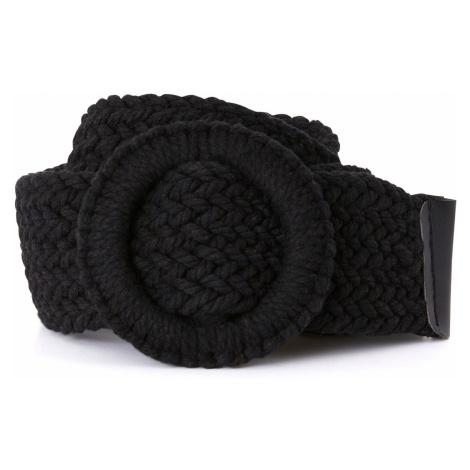 Blancheporte Široký opasek černá