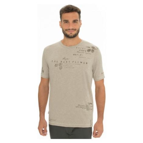 Pánské tričko BUSHMAN CLARE šedá