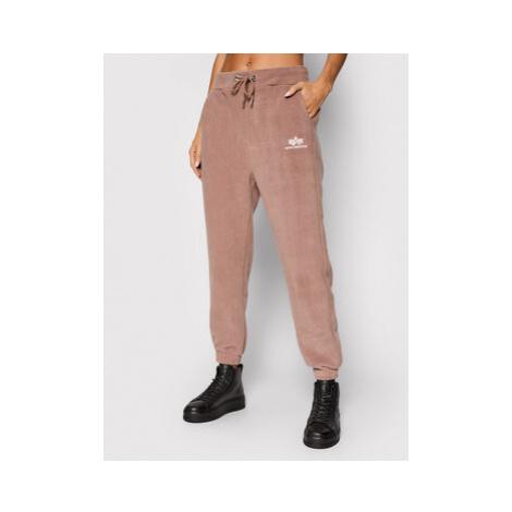 Teplákové kalhoty Alpha Industries