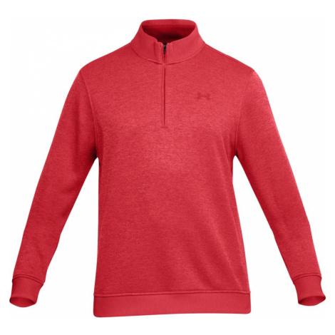 Mikina Under Armour Storm SweaterFleece QZ Červená