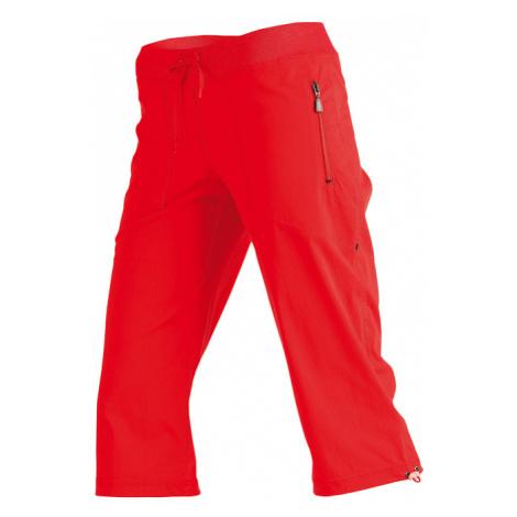 LITEX Kalhoty dámské v 3/4 délce bokové. 99583306 červená