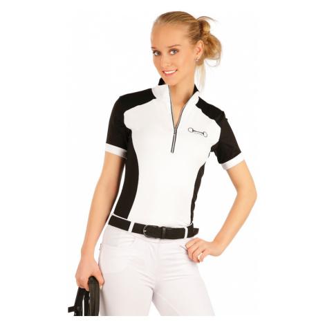 LITEX Triko dámské s krátkým rukávem. J1112901 černá