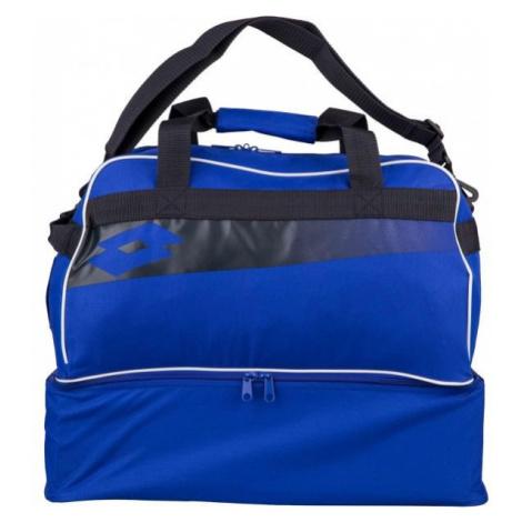 Lotto BAG SOCCER OMEGA JR II modrá - Sportovní taška