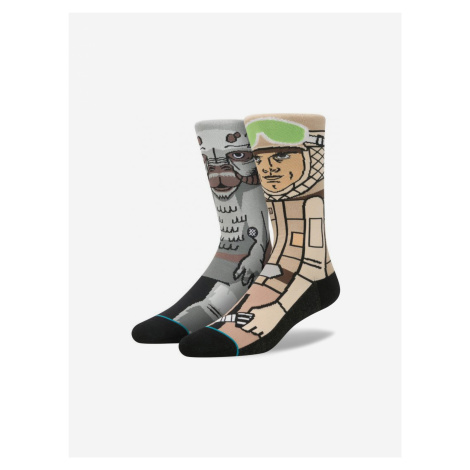 Sub Zero Ponožky Stance Barevná