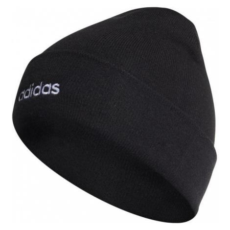 adidas LIGHT BEANIE RIB WITH ROLL UP černá - Čepice