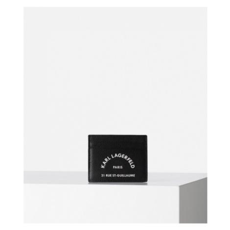 Pouzdro Na Platební Karty Karl Lagerfeld Rue St Guillaume Classic Ch