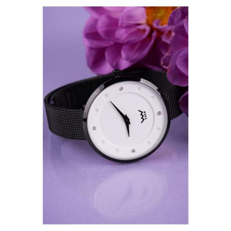 Dámské černé hodinky Tosie VUCH