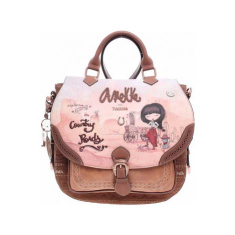 Anekke dámský batoh 30705-01 Hnědá