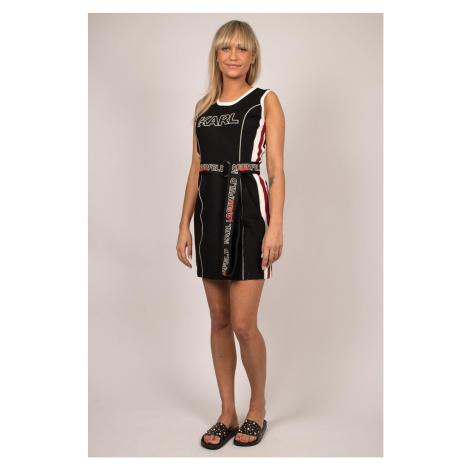 Karl Lagerfeld dámské šaty s páskem
