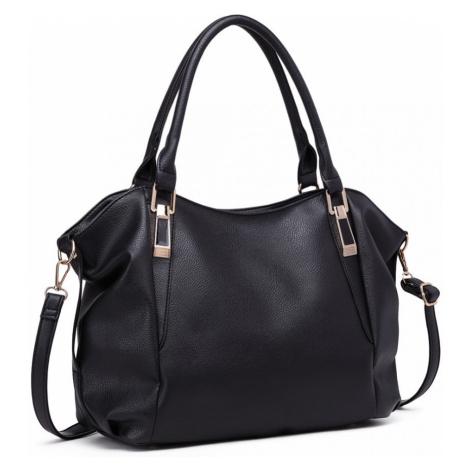 Černá moderní dámská kabelka Vean Lulu Bags