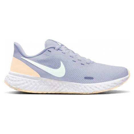 Dámské běžecké boty Nike REVOLUTION 5 Fialová / Bílá