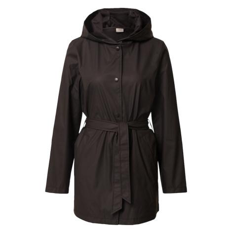 JDY Přechodný kabát 'JDYSHELBY' černá