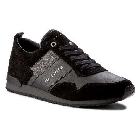 Sneakersy TOMMY HILFIGER - Maxwell 11C1 FM0FM00924 Black 990