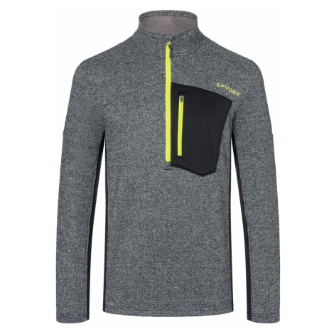 Spyder M Bandit Half Zip Fleece Jacket