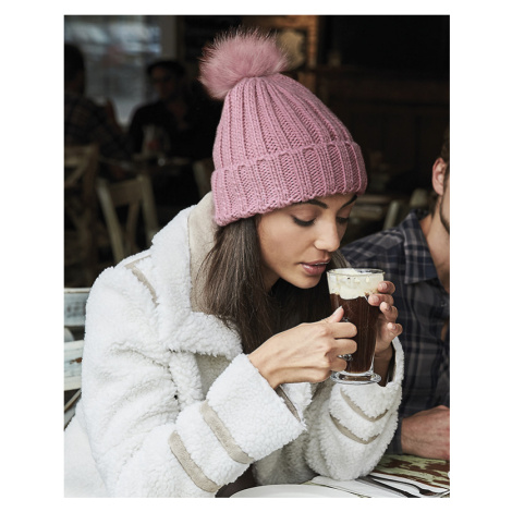 Zimní čepice Verbier FurPom