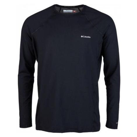 Columbia MIDWEIGHT LS TOP M černá - Pánské funkční triko