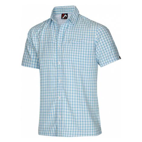Pánská košile Northfinder Makhi lightblue