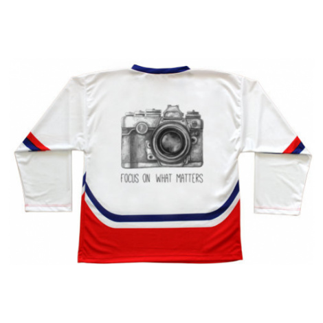 Hokejový dres ČR Focus on