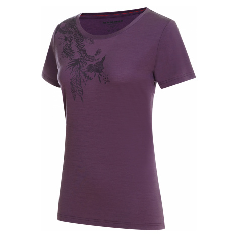 MAMMUT Alnasca T-Shirt Women, Galaxy