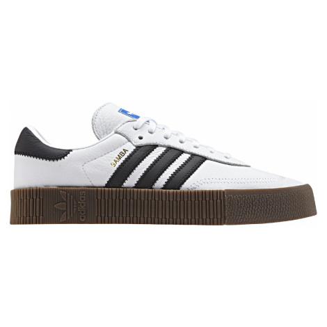 Adidas Sambarose W bílé AQ1134