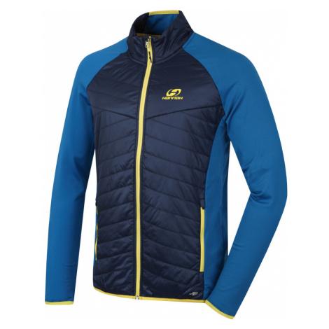 HANNAH MAXTON Pánská sportovní zimní bunda 10000073HHX01 mykonos blue