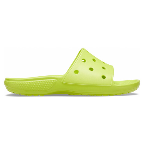 Crocs Classic Crocs Slide Lime Punch