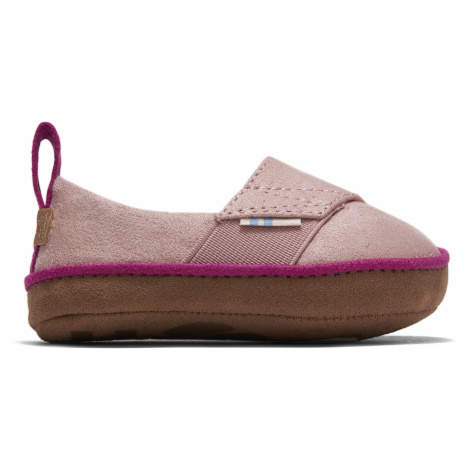 PINK MICROSUEDE TN PINTO LAY Toms