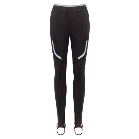 Legíny Adidas by Stella McCartney RUN CLIMAHEAT TIGHTS černá