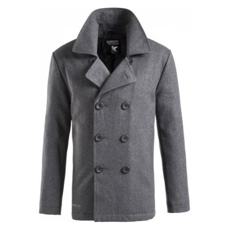 Surplus Kabát Pea Coat antracitový