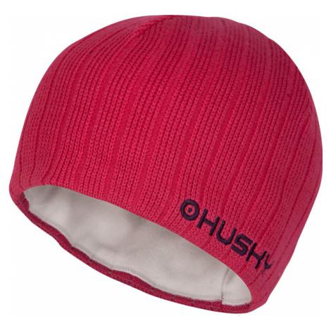 Husky Hat 1, růžová čepice