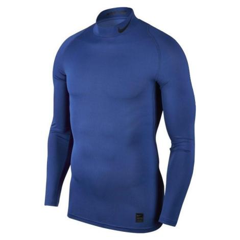 Termo tričko Nike Pro Top Modrá / Černá