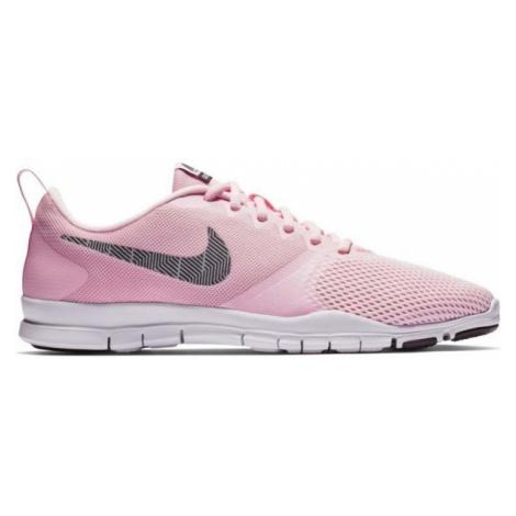 Nike FLEX ESSENTIAL W růžová - Dámská fitness obuv