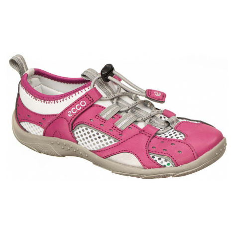 ECCO Dětské tenisky růžové