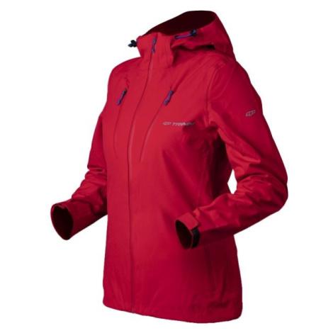 TRIMM INTENSA červená - Dámská celoroční bunda